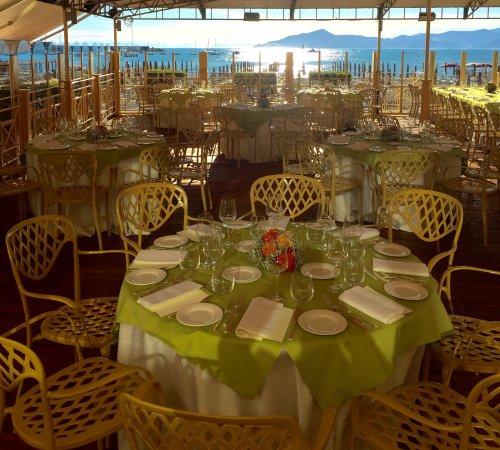 La Terrazza Restaurant Sestri Levante Restaurant Reviews