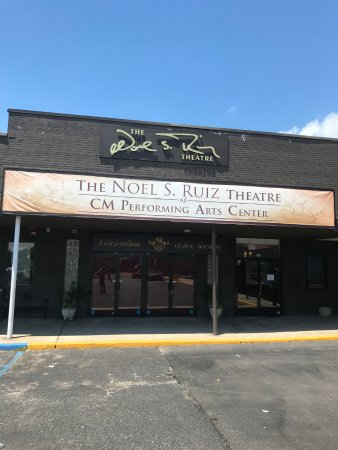 The Noel S. Ruiz Theatre at CM Performing Arts Center