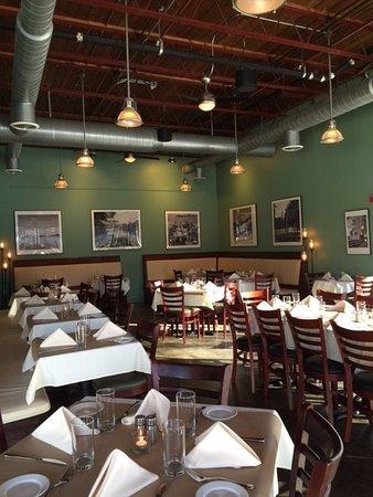 White River Junction, VT: Dining Room