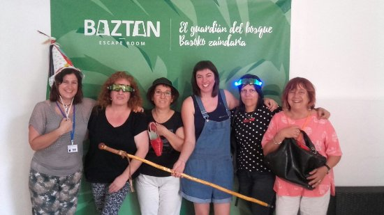 Baztan Escape Room