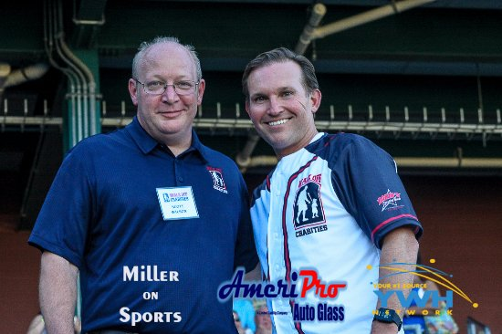 Baseball Grounds of Jacksonville: Youth Baseball Is Alive And Well In Jacksonville, Florida and today Walk-Off Charities of Jax he