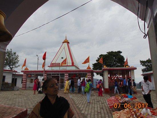 Kunjapuri Devi Temple: The Kunjapuri Mata Temple.