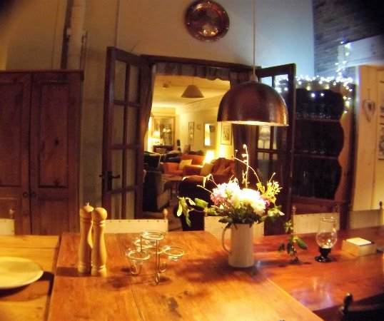 The Dining Rooms Oswestry: B&B Reviews & Photos