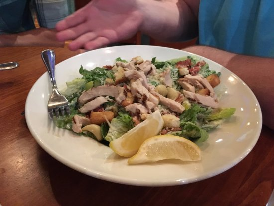Gananoque, Canadá: Caesar Salad