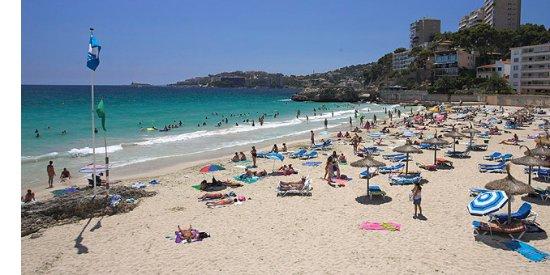 Cala Mayor Beach Playa De