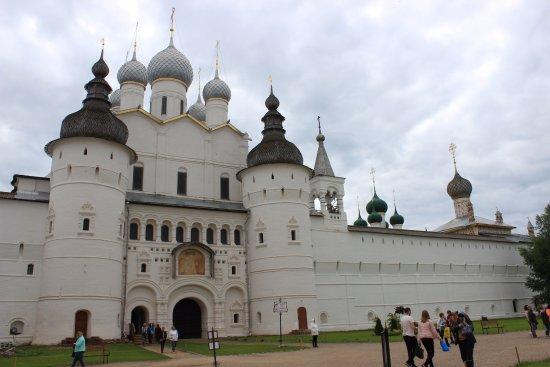 Rostov, Russia: Святые врата