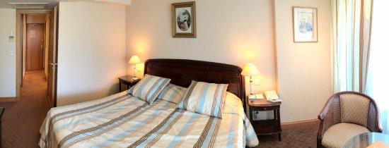 Maison Tirel-Guerin : Vue d'une chambre standard