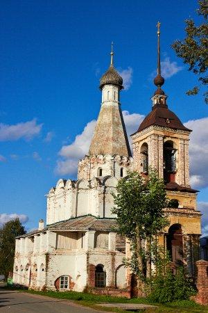 Pereslavl-Zalessky, Russland: Церковь Петра Митрополита