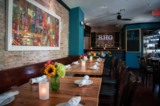 Our Upstairs Dining Area Is Perfect For Events And Large Parties