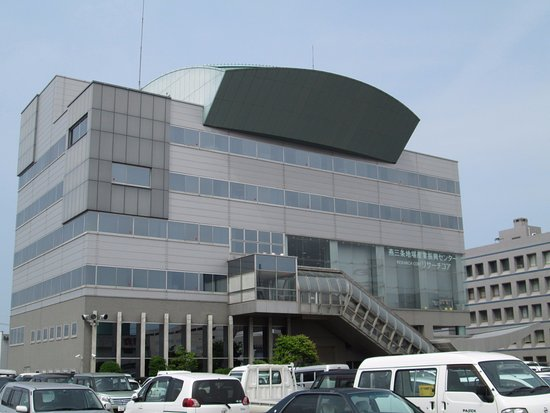 Michi-no-Eki Tsubame 3jo Jibasan Center