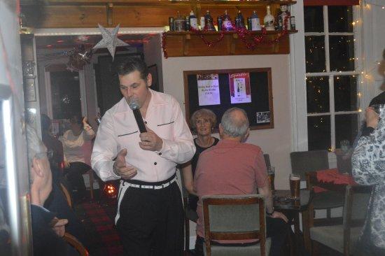 Callander, UK: Christmas party nights