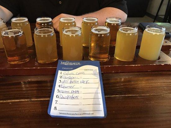 Auburn, CA: Beer Tasting