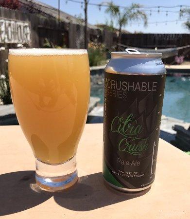 Auburn, CA: Citra Crush poolside!