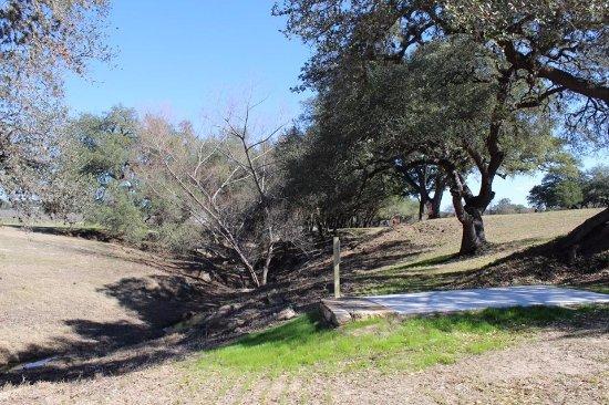 Flat Creek Disc Golf Destination: Over The Creek...
