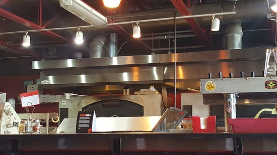 Three Rivers Brewery: The pizza place