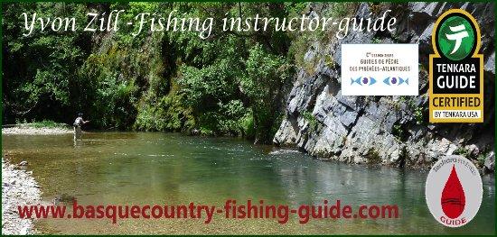 Yvon Zill - Moniteur guide de pêche