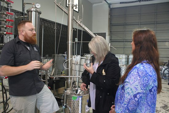 Cumberland, Canada: Learning about the art and science of distillation at Wayward