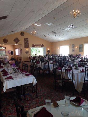 Webster, Estado de Nueva York: Banquet Room