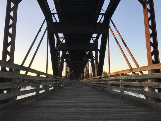 Sheffield, AL: Old Railroad Bridge