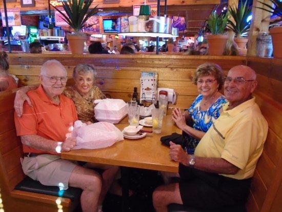 Lady Lake, FL: Table three of three