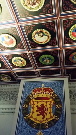 Interior, Stirling Castle