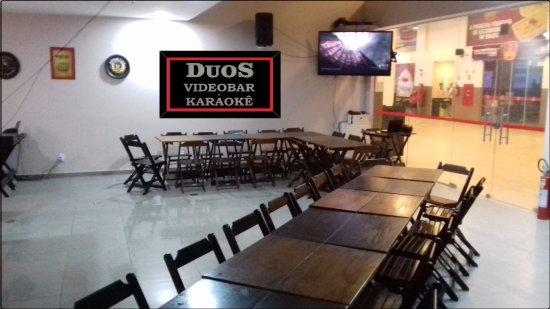 Aguas Claras: DuoS VideoBar & Karaokê, o melhor karaokê de Águas Claras.