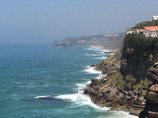 Colares, Portugal: Cabo da Roca - vista do mar