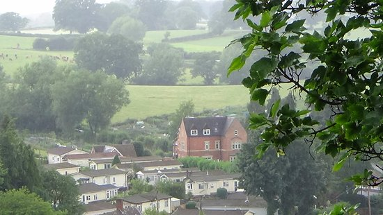 """Perfect place for a """"Shropshire Lad"""""""