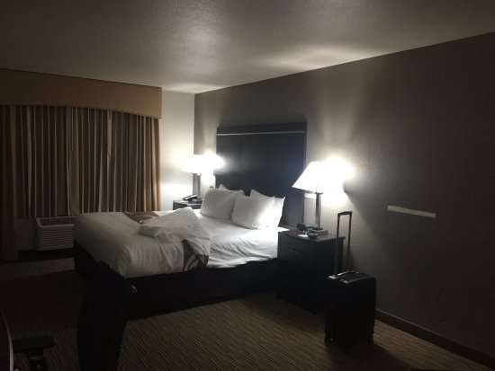 Westminster, CO: King Room