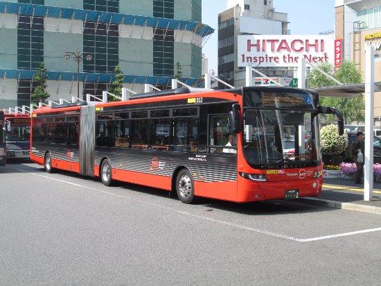 連接バス - 新潟市、新潟交通の写真 - トリップアドバイザー