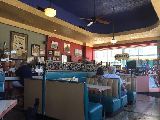 Main Street Cafe Menu Memphis Tn