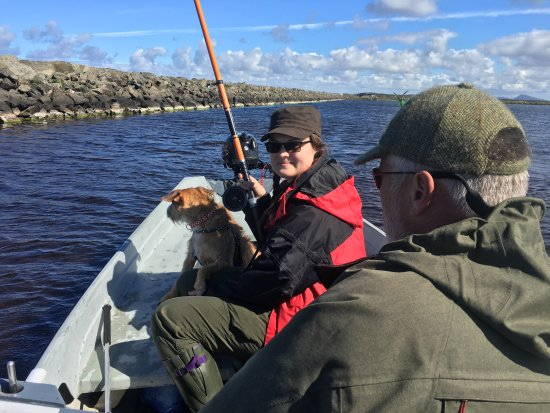 Angler 39 s retreat bewertungen fotos eochar schottland for My fishing advisor