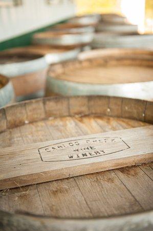 Alexandria, MN: Barrels, barrels everywhere!