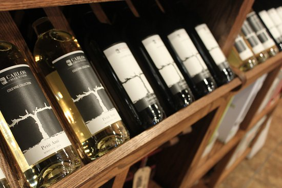 Alexandria, MN: Our cold vine series of wines showcasing cold climate grape varieties.