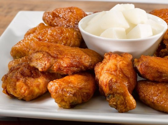 Great Soy Garlic Wings Review Of Bonchon Chicken