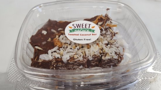 Sauk Rapids, มินนิโซตา: Toasted Coconut bars