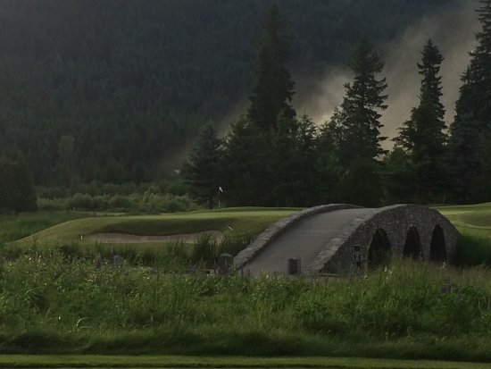 Nicklaus North Golf Course : Signature par three wrote down a 2😁