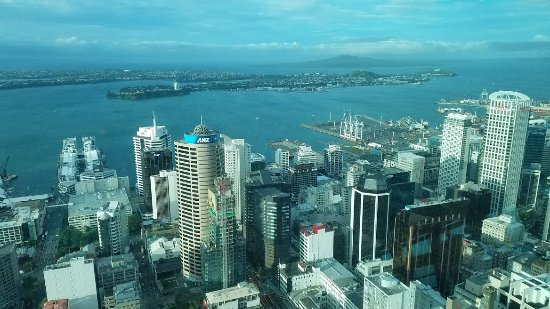 auckland city view picture of sky tower auckland central tripadvisor. Black Bedroom Furniture Sets. Home Design Ideas