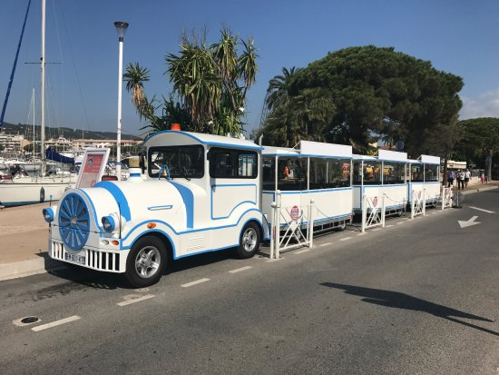 ‪Le Petit Train de Sainte Maxime‬