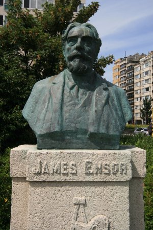 James Ensor Monument