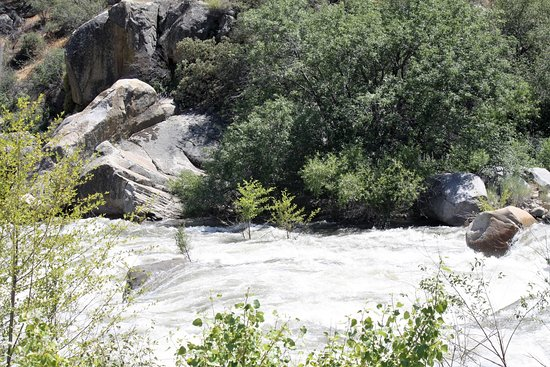 Camp Kernville: Kern River