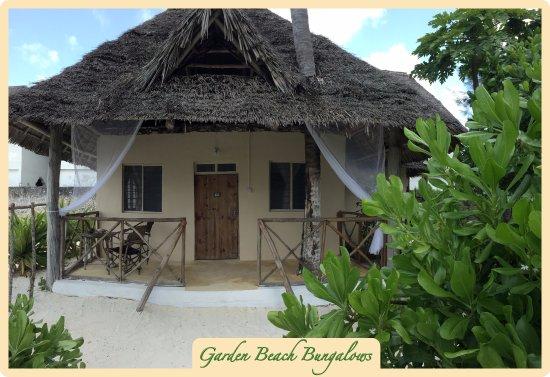 Garden Beach Bungalows: Beach Room ✩18m² | 200*160cm king size bed | Private bathroom | Hot water | Terrace | Ocean view
