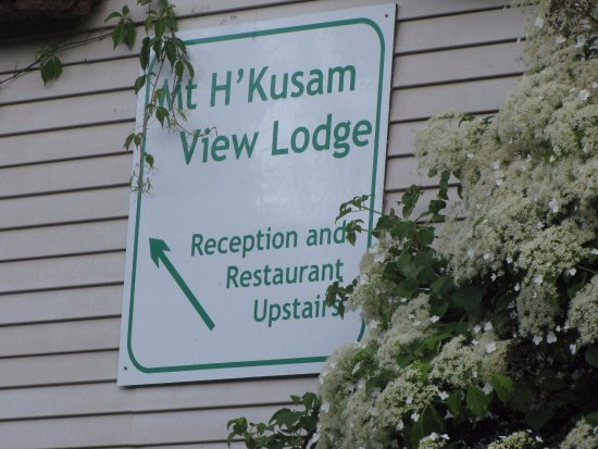 Sayward, Canada: Mt H'Kusam View Lodge