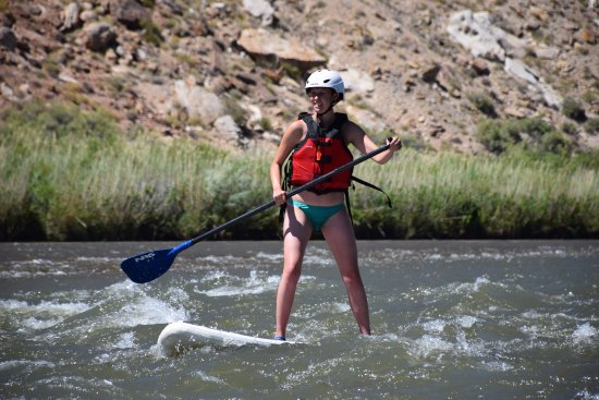 Hotchkiss, CO: Beginner friendly whitewater on the Gunnison River.