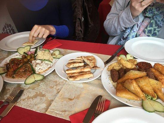 Anatolia turkish grill house gateshead restaurant for Anatolia turkish cuisine