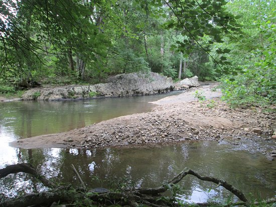 Bedford, فيرجينيا: Otter River