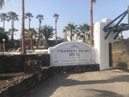 Hotel Picture Of H10 Timanfaya Palace Playa Blanca