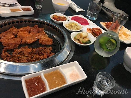 Duluth, Georgien: Breakers Korean BBQ & Grill