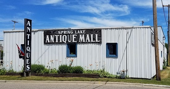 Spring Lake, MI : the antique mall
