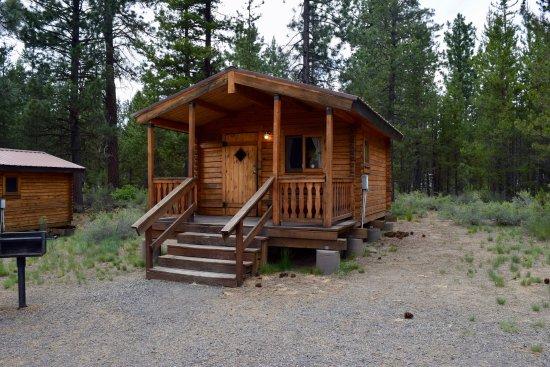 La Pine, Oregón: Cabin #3 (south loop)
